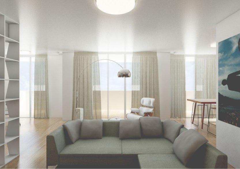 PLANAIR-LIGHT APARTMENT-Soggiorno