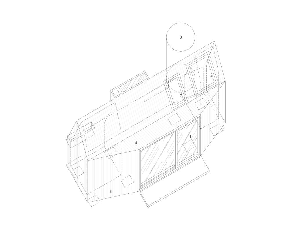 2014 ecosuite contemporary howo architecture for Suite prefabbricata