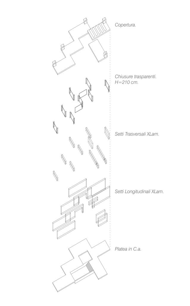 C013-assonometria struttura